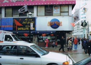 Hard Rock Cafe - Toronto - original