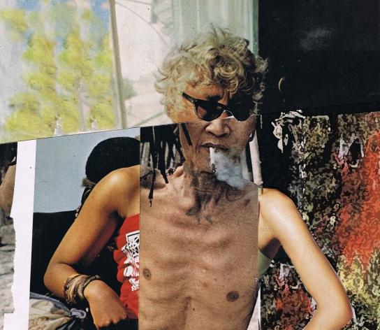 The Artist Ed Kuris Before His Legendary Breakdown In San Paolo, Peru