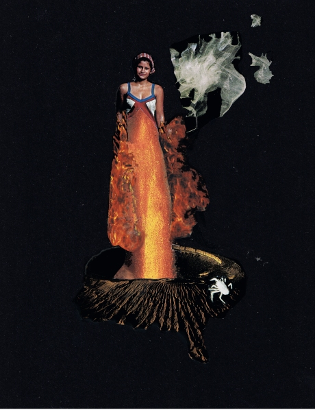 Our Lady of Fire