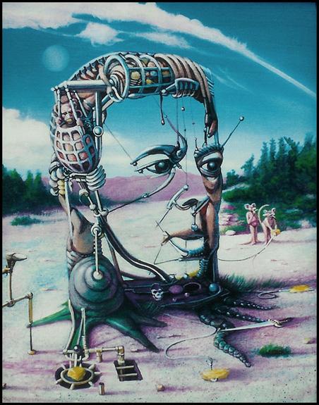 Andre Breton Surrealism Art