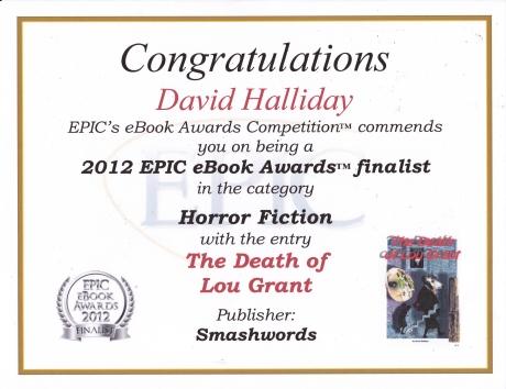 award finalist