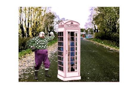 smallI must make a phone call