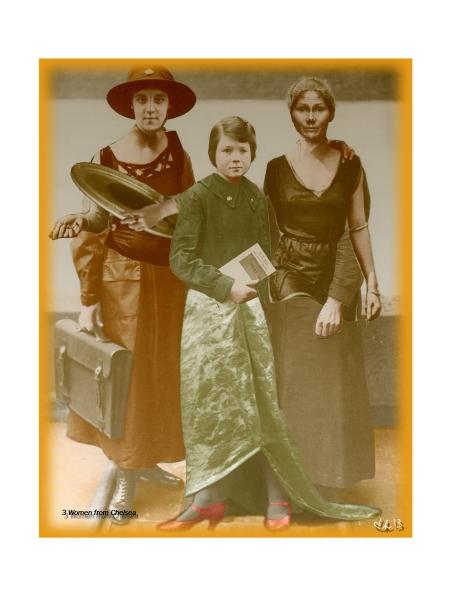 3 women from chelsea